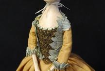 Wooden Dolls / by Ronnie O'Brien
