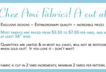 Fabric Shops / by Jen Schumann