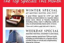eMETRO - Metro Hotels e-Newsletter / by Metro Hotels