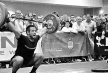CrossFit / All about the sport of fitness!  / by GNC