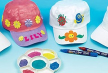 Fun Fabric Crafts / Paint, decorate or sew for hours of fabulous fabric fun / by Baker Ross