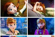 Disney prinsessor mode o favvos / by Agnes. B