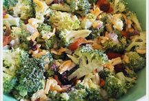 Salads / by Brenda Refsland