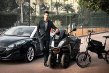 Peugeot <3 Sports / Peugeot is partnership of tennis and golf  / by Peugeot Official