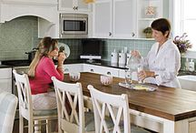 Kitchens / by Brooke Lowe