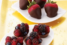 Sweets!! / by Alainna Lantz