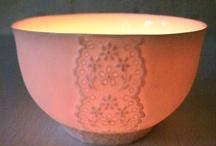 Porcelain Pottery / by Bill Shattuck
