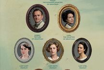 Downton Abbey / by Lisa Ross