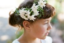 storyboard: flowergirls  / by The Perfect Petal
