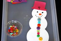 Winter Crafts / by Alissa Maley