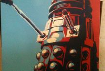 Dr. Who are you? <3 / by Tara Mackay