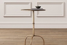 Tiny Tables / by Linda Merrill Decorative Surroundings