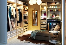 Ideas For My Walk-In Closet / Ideas, tricks, & inspiration for my closet! / by Amber M