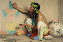 Native American & NM Art / by Teresa Taylor-Sousa