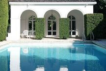 pools and poolhouses / by Penelope Bianchi