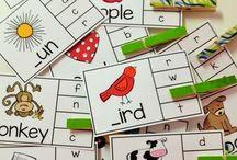 Home Schooling Kindergarten / by Jocelyn Green
