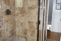 Bathroom Shower / by Janay McBride