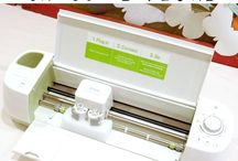 NEW CRICUT EXPLORE / by Joan Green