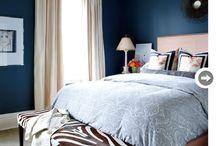 Master Bedroom / by Chantelle Mahoney