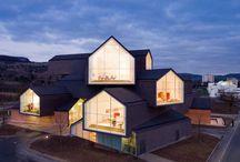 Architecture / by DesignBuildBLUFF