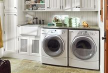 Laundry Room / by Misha Spencer