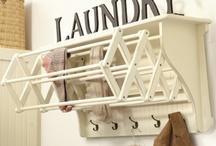 Laundry room / by Dawn Tremblay Cullinan