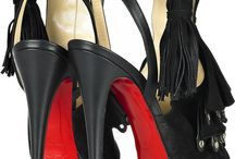 Addicted to shoes and bags / by Anne Birckelbaw
