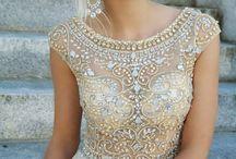 Casamento - Vestidos / Vestidos para casamento civil e religioso / by Kelly Miranda