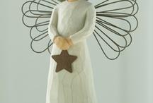 ♡♡♡Willow Tree Angels / by Esteme van Zyl