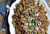 Recipes - Salads / by Christina McDermott