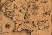 Maps / by Meleofa Baker
