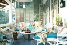 Perfect Patios / by Elise Taylor