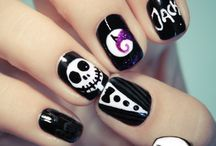 Nail ideas / by Bellatrix Orionis