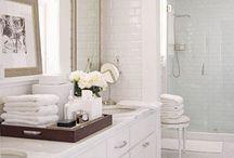 Bathroom Design / by Olga Adler -- Interior Designer