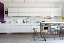 Kitchens / Places to cook and eat in style.  / by The New York Times