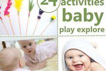 Baby activities / by Jessica Minzinga
