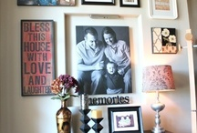 Ideas for the Home / by Kimberly Wickstrom
