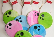 Bowling party / by Veronica InvitingPrintables