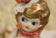 Dolls dolls dolls  / by Antonietta Tartaruga Lenta