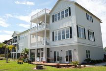 Vacation Homes - Charleston and neighboring areas / by Michelle Rotterman