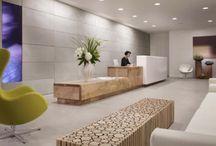 RECEPTION / by Fresia Herhuay     Interior Designer