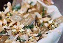 Golden Christmas Wedding / by Daniella B
