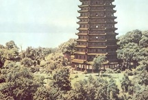 Chinese architecture / by Michael