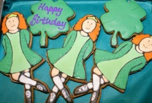 St. Patricks day cookies / by Erin Brankowitz