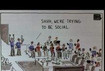 Social Media Funnies / by Sirona Consulting