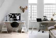 Office area / by Matt Nielsen