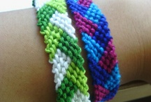 Bracelet patterns?  / by Leah Wons