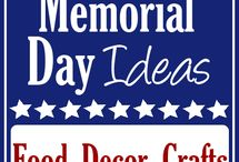 MemorialDay ideas / by shamrocknanna