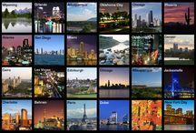 "#Wanderlust (Amazing Cities) / Photo Journal... ""Take a pic along the way"" / by Kia Jaikaran"