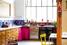 kitchen ideas / by Angharad Jones
